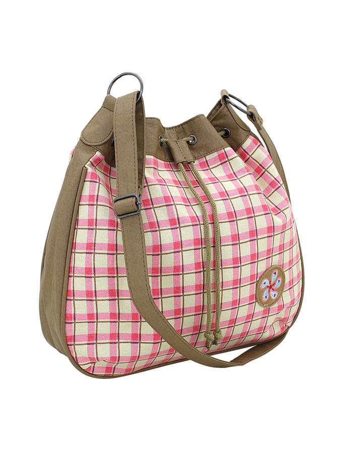 Be Happy Handtasche in pink