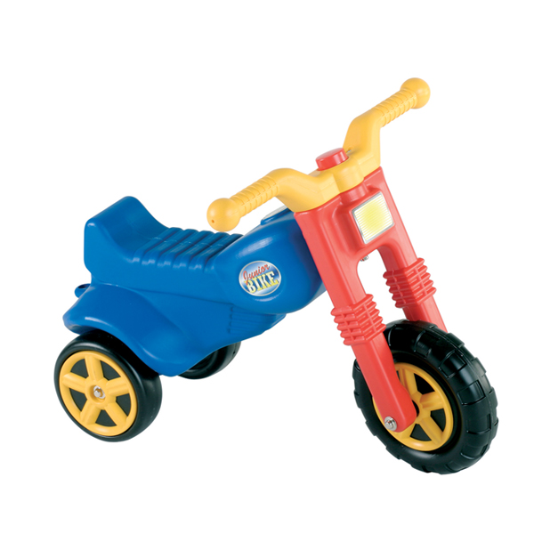 Wader  Junior Bike in rot/gelb/blau Bild 1